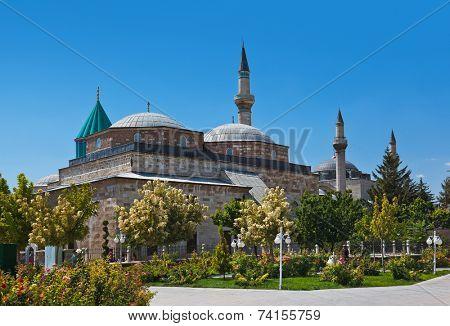 Mevlana Museum and Mausoleum - Konya Turkey