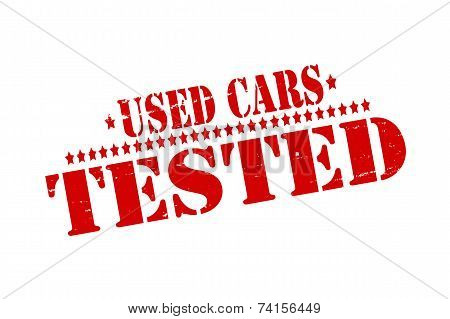 Used Cars Tested