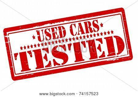 Used Cars Tested
