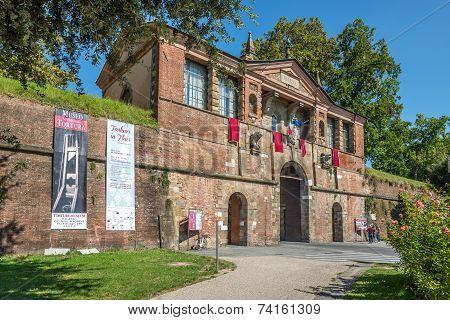 Porta San Pietro In Lucca