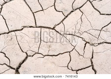 Parched Erth - Dried Ground
