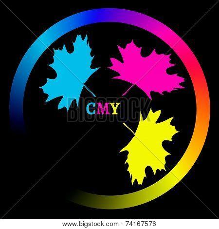 Cmyk Maple Logo