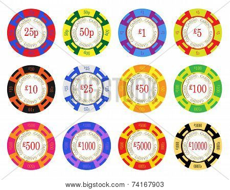 Uk Casino Chips