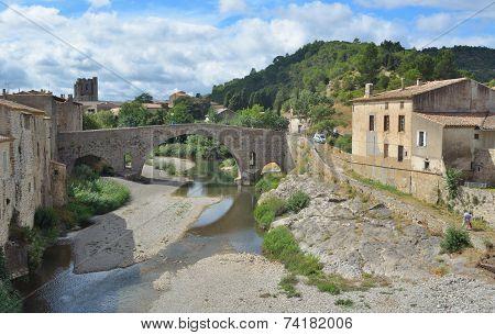 Bridge at Lagrasse