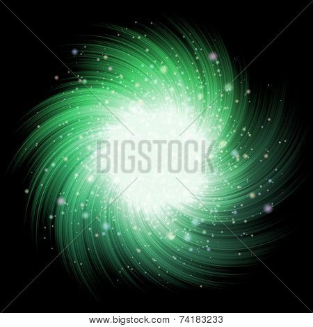 Burst Star Generated Hires Texture