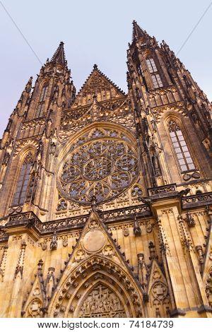 St. Vitus Cathedral - Prague Czech republic