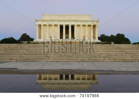 Lincoln Memorial - Washington DC, United States of America