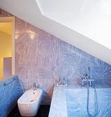 picture of penthouse  - Beautiful modern penthouse - JPG