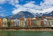 picture of winter palace  - Innsbruck Austria  - JPG