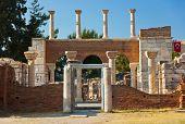 foto of artemis  - Ruins of st - JPG