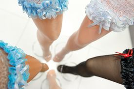 picture of peg-leg  - Sexy and lacy garters in the shop - JPG