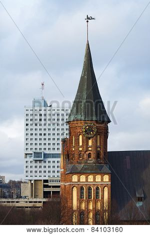 Cathedral In Kaliningrad