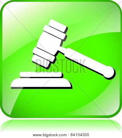 Auction Gavel Icon