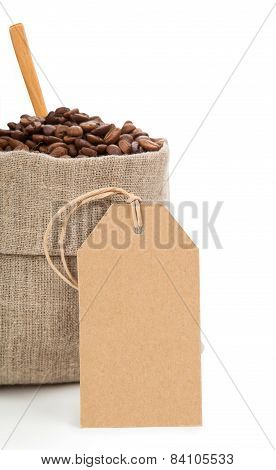 Coffee In Bag And Carton Labels