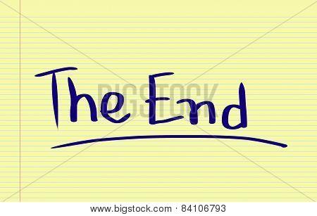 The End Concept