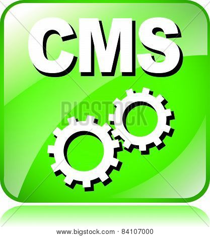Green Cms Icon