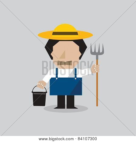 Farmer Man.