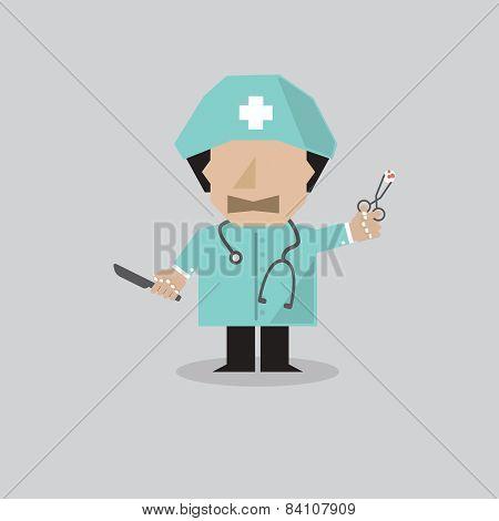 Surgeon Man.