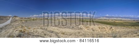 Kyrgyzstan Panorama