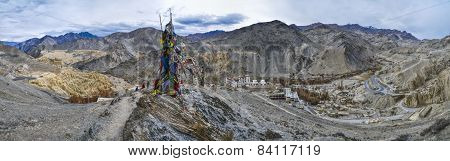View From Leh Monastery