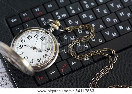 Watch On Keyboard