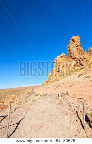 El Teide Road