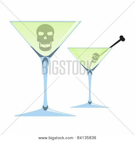 death in alcohol