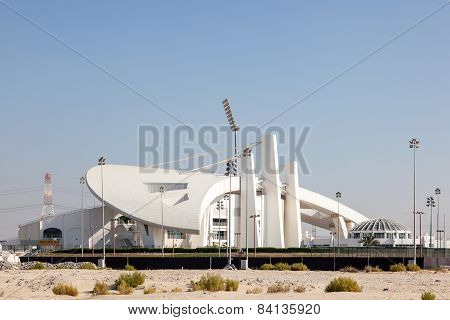 Abu Dhabi Cricket Club Stadium