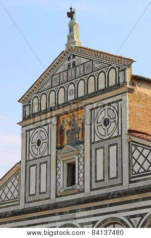 San Miniato Basilica in Florence