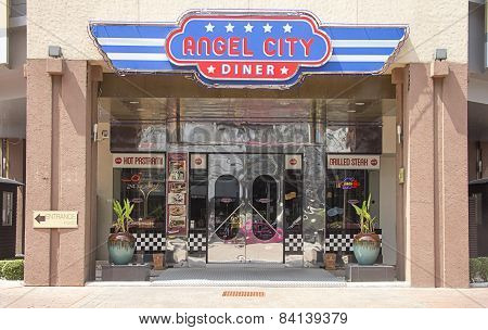Angel City Diner