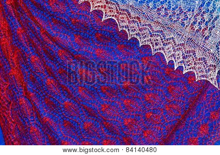 Orenburg Downy Shawl