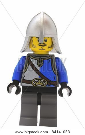 Gallant Guard Lego Minifigure