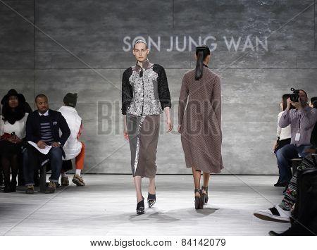 Son Jung Wan
