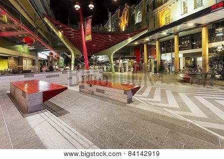 Brisbane's China Town