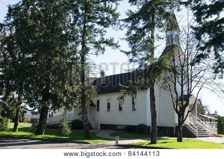 Milner Chapel in Langley British Columbia
