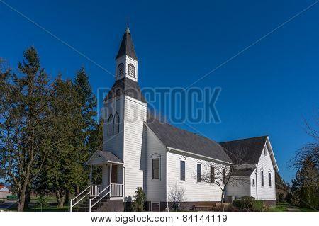 Milner Chapel in Langley British Columbia