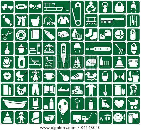 Children's Icons