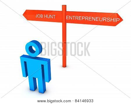 Job or Entrepreneurship