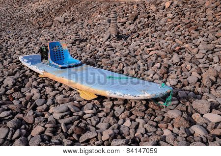 Modified Surf Board