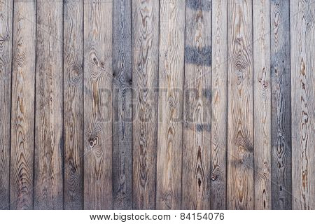 Close-up picture of wood wall