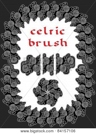 Celtic Brush