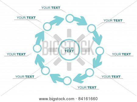 Business Flow Illustration