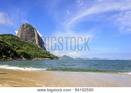 Sugar Loaf and Red Beach
