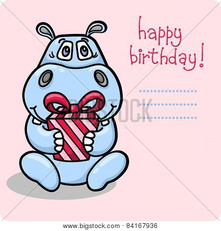 Greeting Cards For Children, Happy Birthday