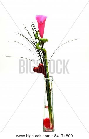 Floral Arrangement Calla Lily