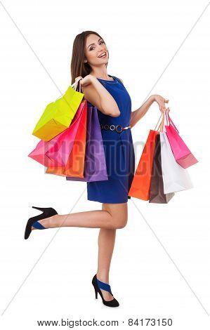 Shopaholic Girl.