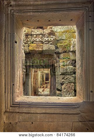Angkor Temples, Cambodia, Asia