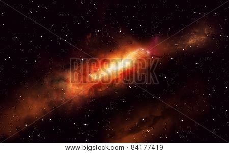 Space Starfield