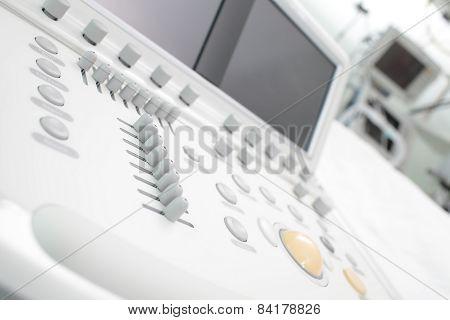 Modern Medical Device Indoors