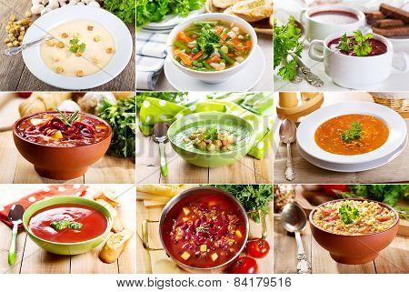 Various Soups